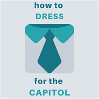 How to dress for the Capitol